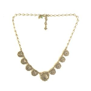Lucky Brand Roses Necklace